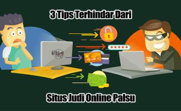 3 Tips Terhindar Dari Situs Judi Online Palsu