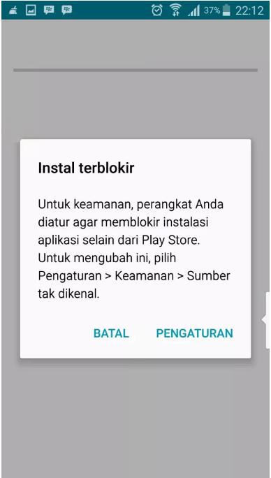Cara Menginstall Aplikasi PKV Games di Android (1)