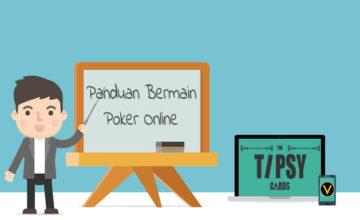 Panduan Bermain Poker Online Situs PKV Games