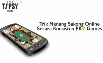 Trik Menang Sakong Online Secara Konsisten PKV Games